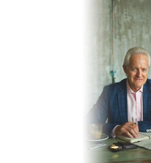 Anthony Howard-Boss Magazine