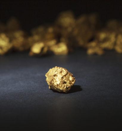 Gold mining-Boss magazine