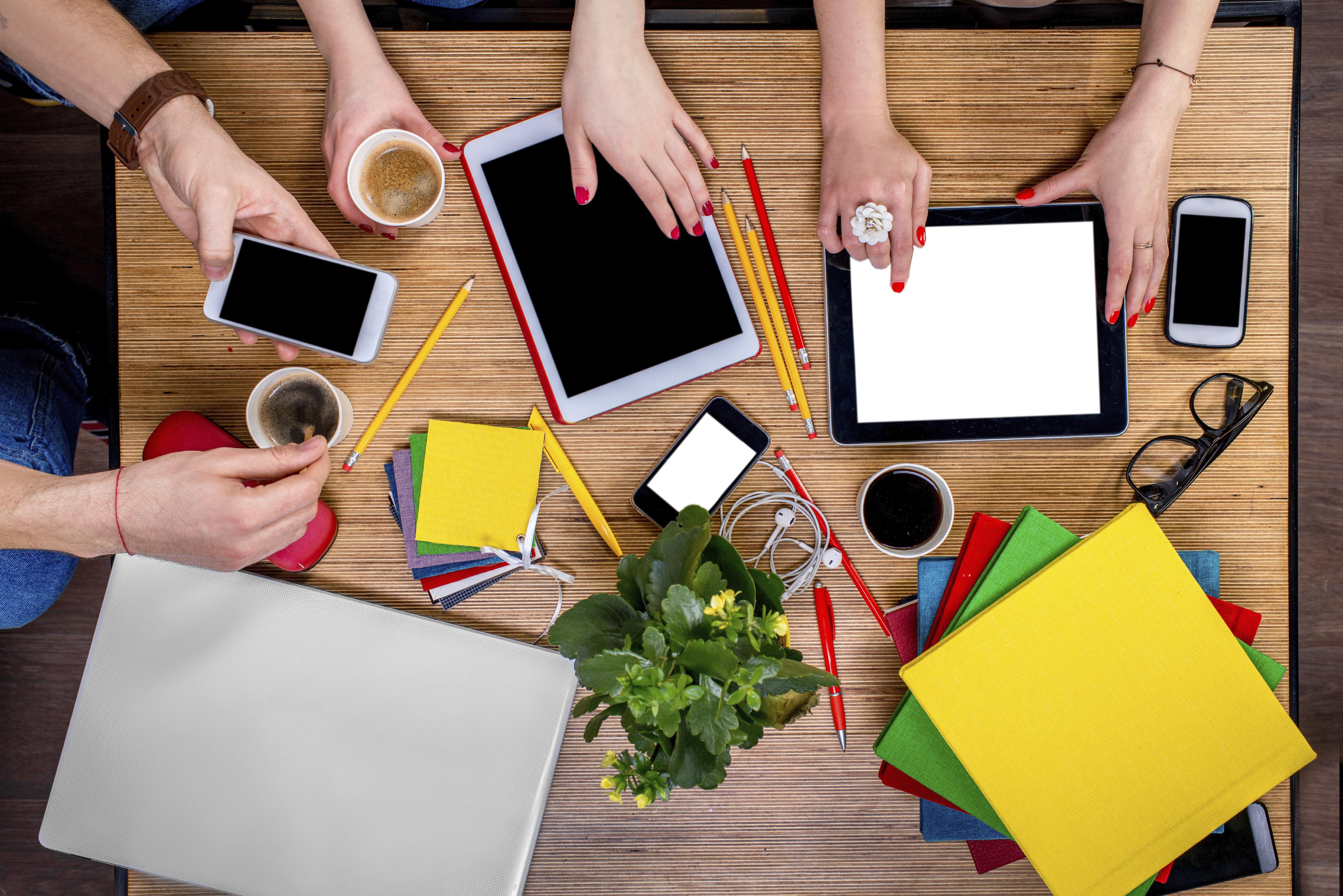 modern work environment, boss magazine