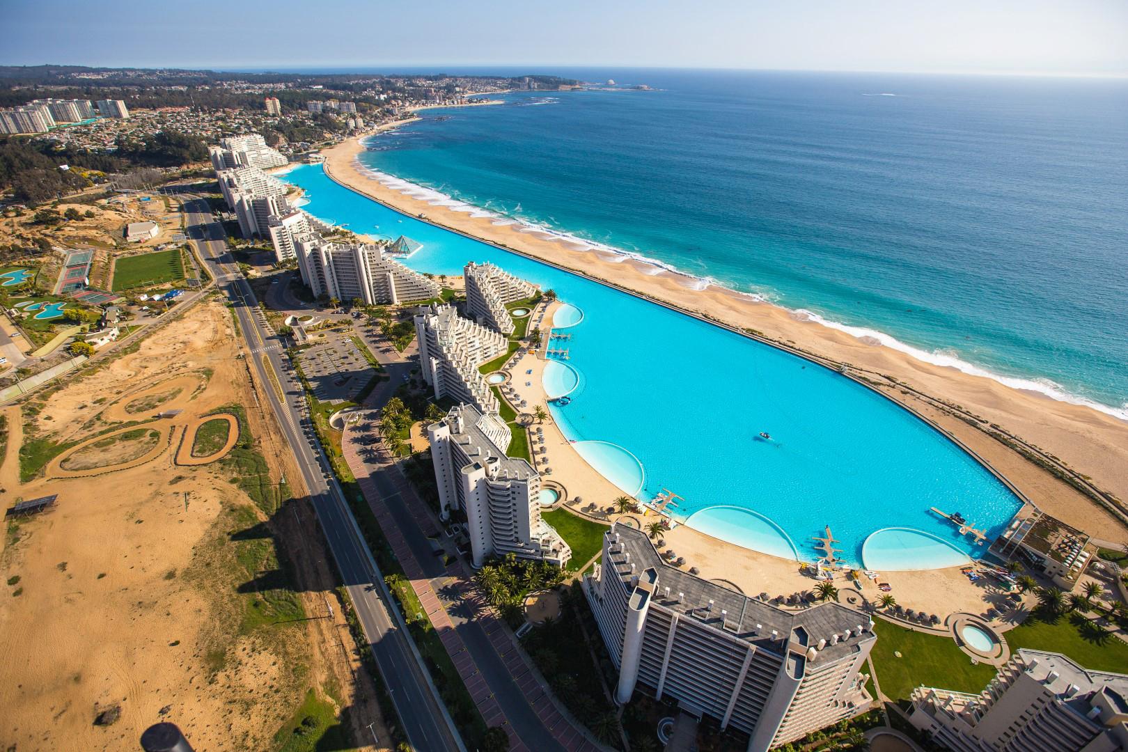 top ten swimming pools, boss magazine