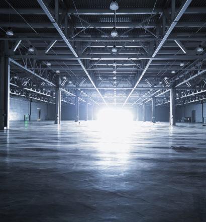 warehouse 3d modelling, boss magazine