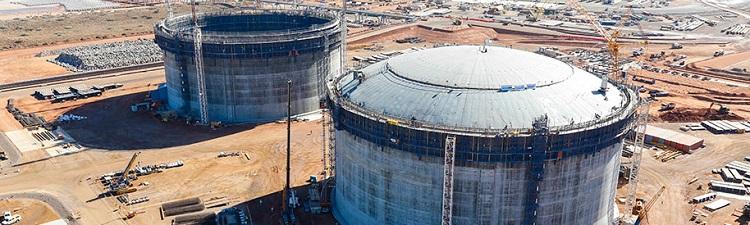 Chevron Australia's Two LNG Projects-Boss Magazine