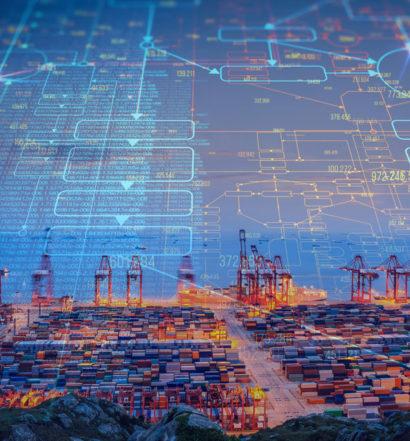 blockchain and supply chain, the venture magazine