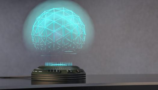Breakthrough in 3D hologram video