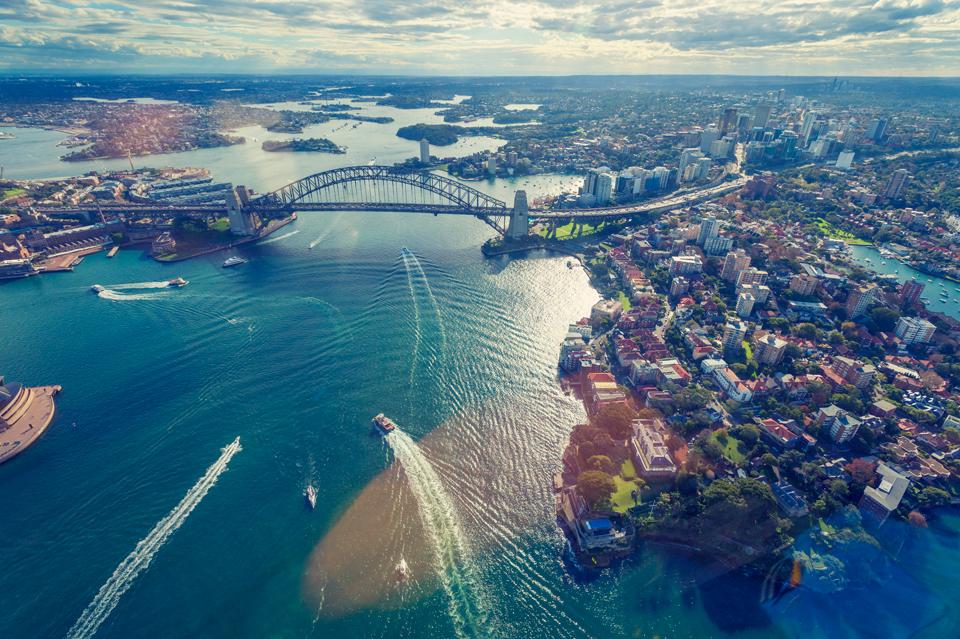 australian made exports, the venture magazine