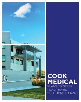 cook medical, the venture magazine