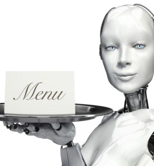 drone waiters, the venture magazine