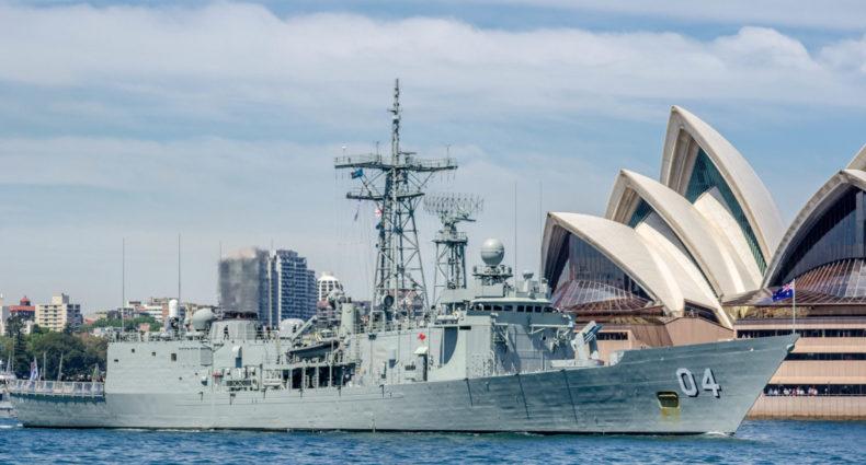 royal australian navy, the venture magazine