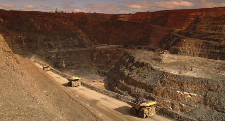 driverless vehicles in mining, the venture magazine