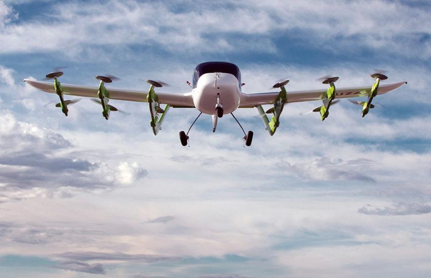 autonomous planes, the venture magazine