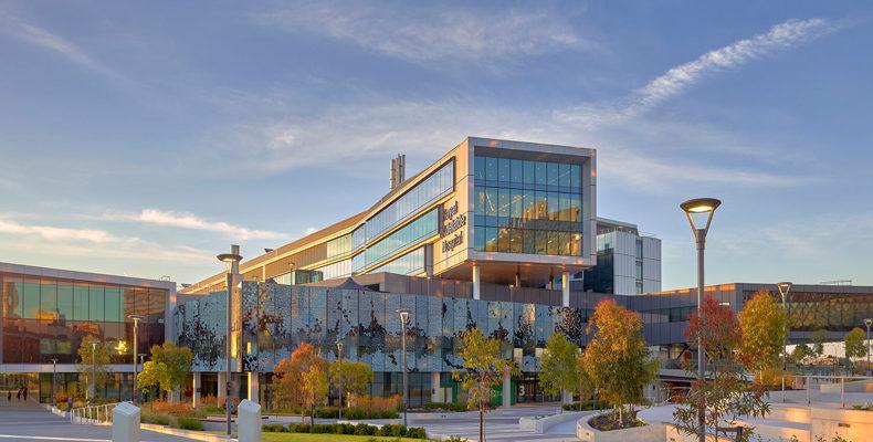 green hospitals, the venture magazine