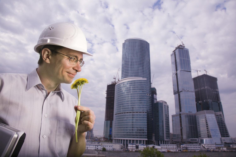 architects sense of smell, the venture magazine