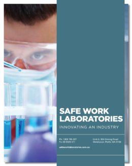 safe work laboratories, the venture magazine