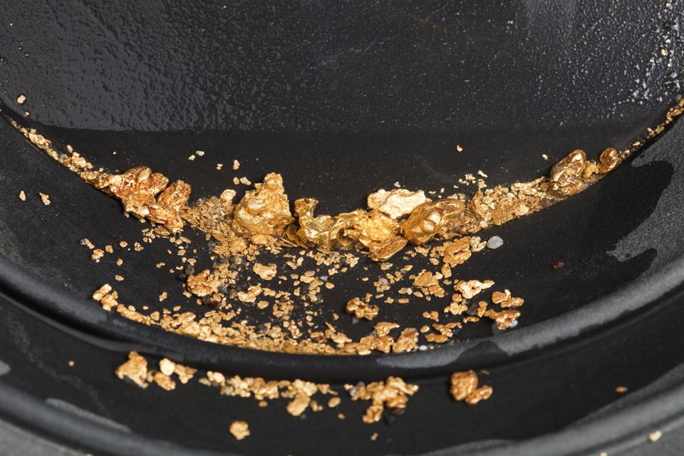 gold, the venture magazine