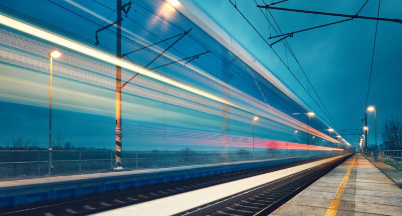 rail transformation, the venture magazine