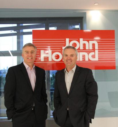 john holland, the venture magazine