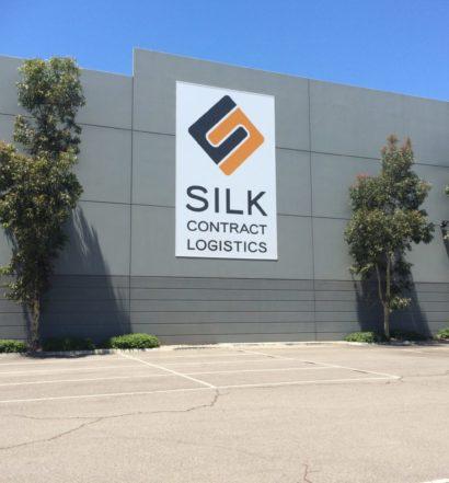silk logistics, the venture magazine