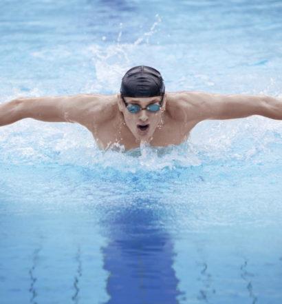 swimming benefits, the venture magazine