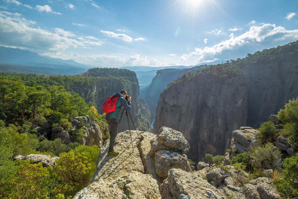 tourism boom, the venture magazine
