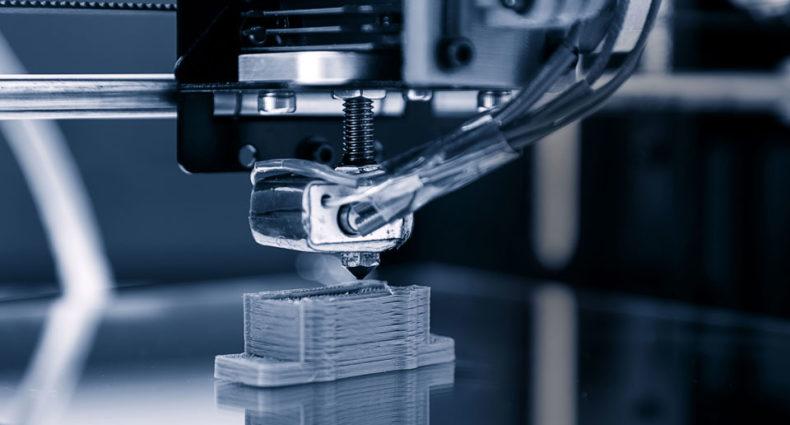 3d printing, the venture magazine
