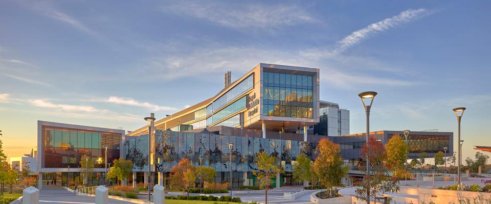 green hospital, the venture magazine