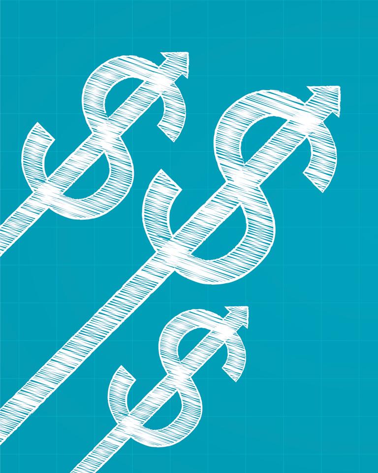 australian wealth report, the venture magazine