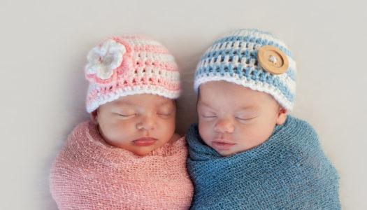 Aussie Twins Are World's Second Semi-identical Set