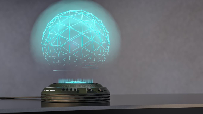 chiba university hologram, the venture magazine