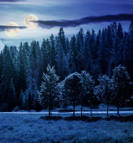 artificial moon over chengdu, the venture magazine
