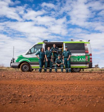 st john ambulance service, the venture magazine