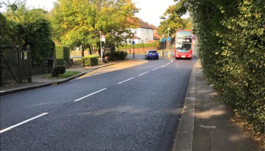 PlastiPhalt paves St Kilda road