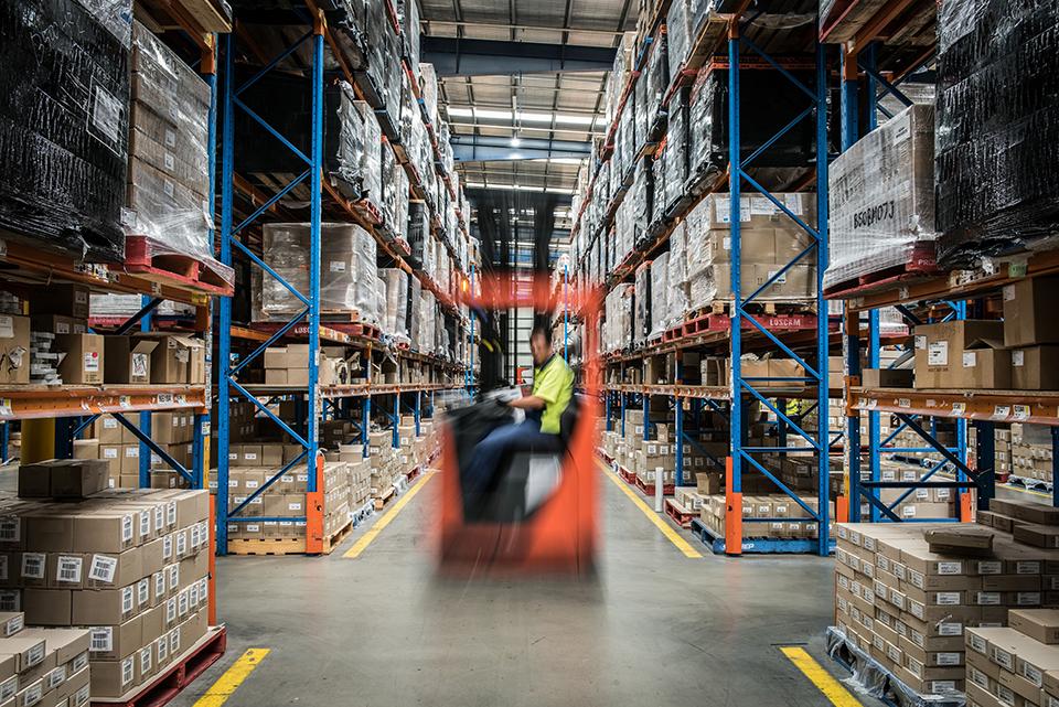 tt logistics, the venture magazine