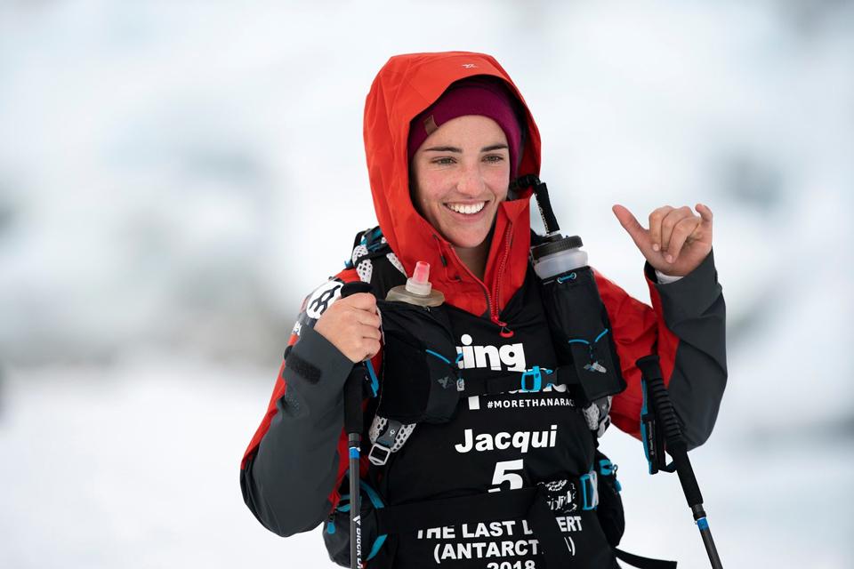 jacqui bell, the venture magazine