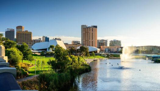 City Break: Adelaide