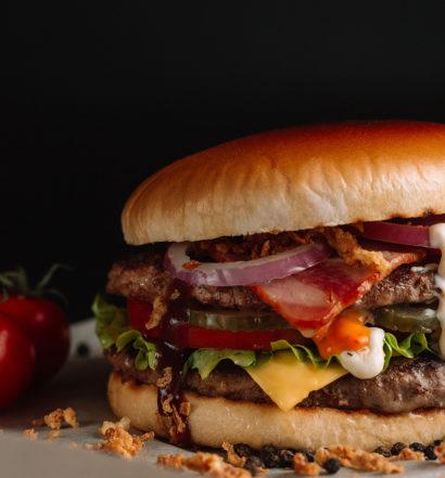 vegan fast food, the venture magazine