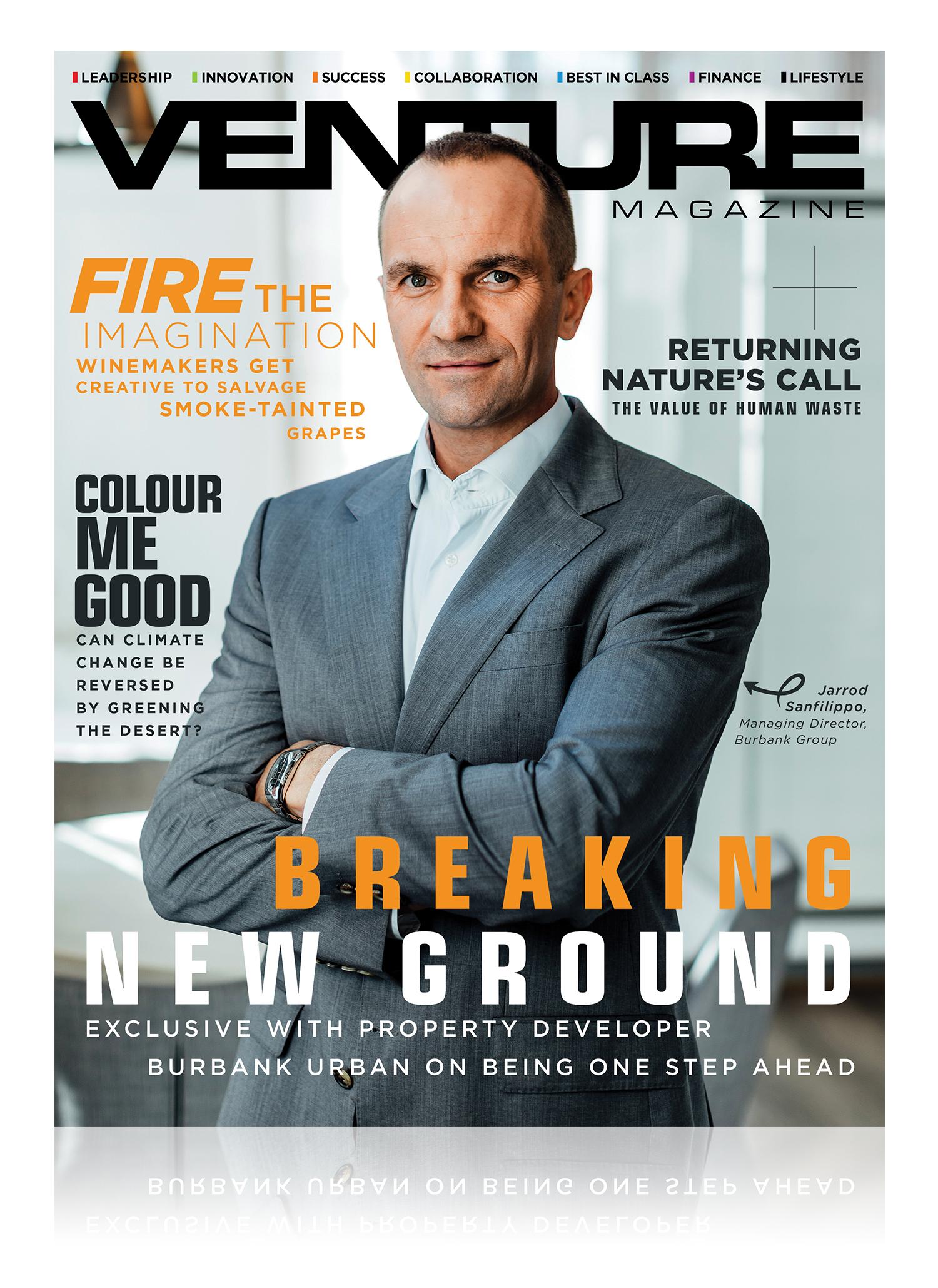 Venture Magazine October 2019 Issue
