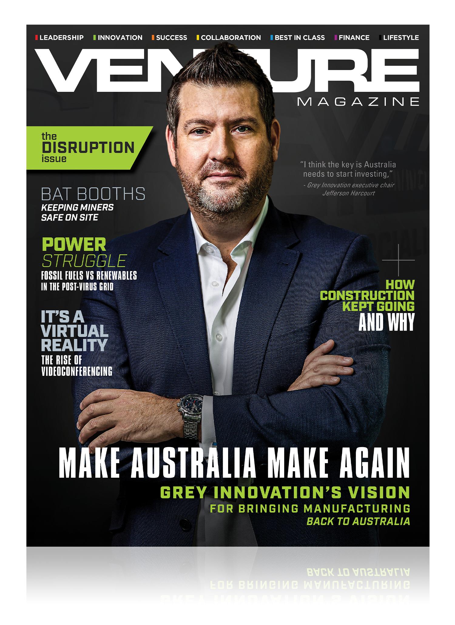 Venture Magazine June 2020 Issue