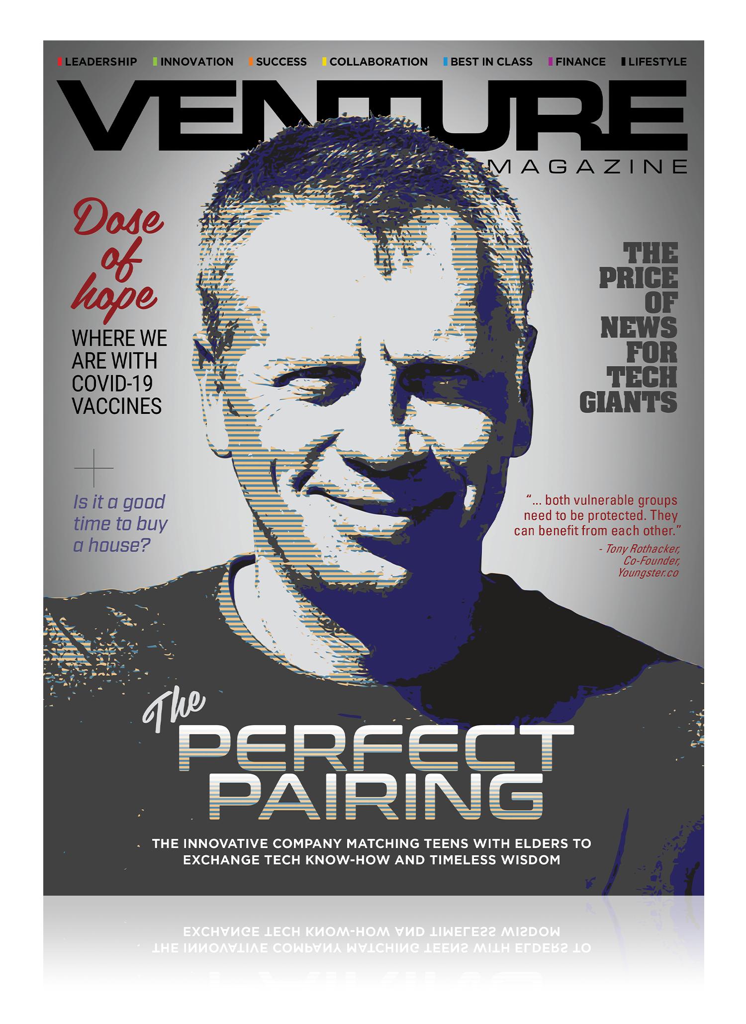 Venture Magazine July 2020 Issue