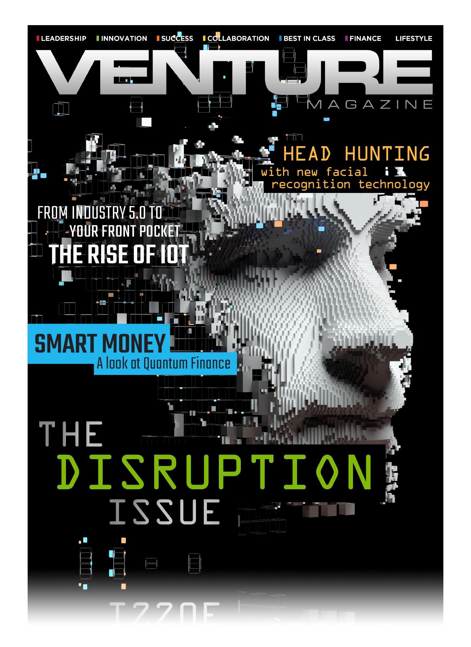Venture Magazine Quarter 2 2021 Issue